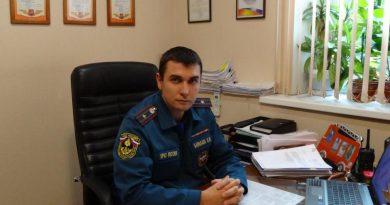 Сбывшаяся мечта. Заместитель начальника МЧС ЦАО г. Москвы о важности пожарной безопасности